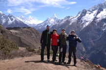 2015 Everest trek