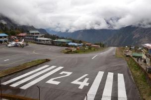 Tenzing-Hillary Airport Lukla