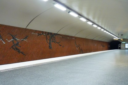 Tunnelbana station (1)
