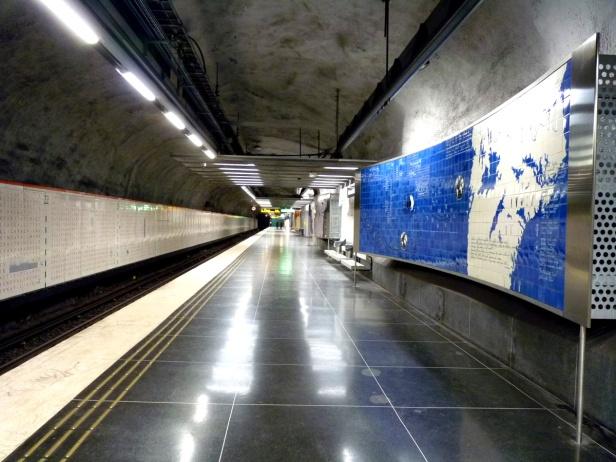 Tunnelbana station (5)