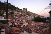 obytná čtvrť Cuzca